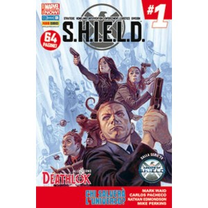 S.H.I.E.L.D. - N° 1 - S.H.I.E.L.D. - Marvel Italia