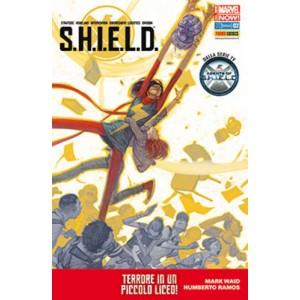 S.H.I.E.L.D. - N° 2 - S.H.I.E.L.D. - Marvel Italia