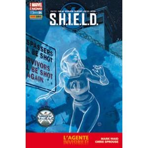 S.H.I.E.L.D. - N° 4 - S.H.I.E.L.D. - Marvel Italia