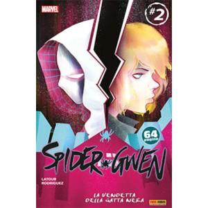 Spider-Gwen - N° 2 - Marvel Cult 3 - Marvel Italia
