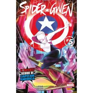 Spider-Gwen - N° 5 - Marvel Cult 6 - Marvel Italia
