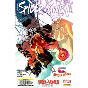 Spider-Gwen - N° 7 - Marvel Cult 8 - Marvel Italia