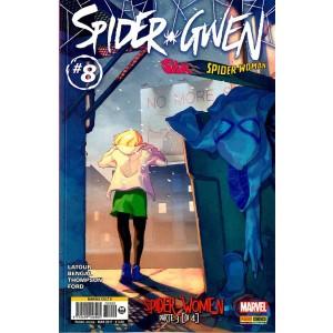 Spider-Gwen - N° 8 - Marvel Cult 9 - Marvel Italia