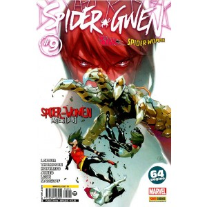 Spider-Gwen - N° 9 - Marvel Cult 10 - Marvel Italia