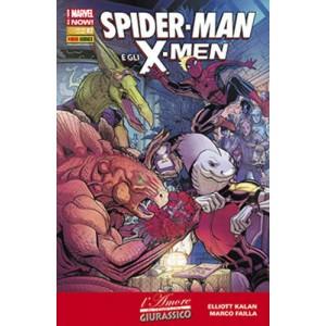 Spider-Man E Gli X-Men - N° 2 - Spider-Man E Gli X-Men - Wolverine E Gli X-Men Marvel Italia