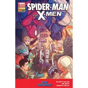 Spider-Man E Gli X-Men - N° 4 - Spider-Man E Gli X-Men - Wolverine E Gli X-Men Marvel Italia