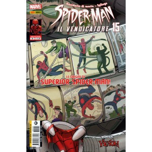 Spider-Man Universe - N° 20 - Spider-Man Il Vendicatore 15 - Marvel Italia