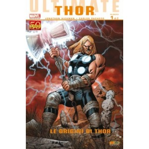 Ultimate Comics - N° 1 - Thor 1 (M2) - Marvel Italia