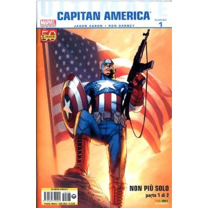 Ultimate Comics - N° 3 - Capitan America 1 (M2) - Marvel Italia