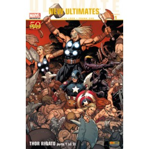 Ultimate Comics - N° 5 - New Ultimates 1 - Marvel Italia