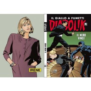 Diabolik Ristampa - N° 651 - Il Nero Vince - Astorina Srl