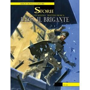 Storie - N° 53 - Razo, Il Brigante - Bonelli Editore