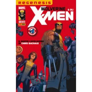 Wolverine E Gli X-Men - N° 1 - Wolverine E Gli X-Men - Marvel Italia