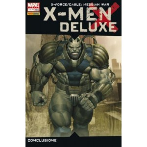 X-Men Deluxe - N° 182 - Messiah War - Finale - Marvel Italia