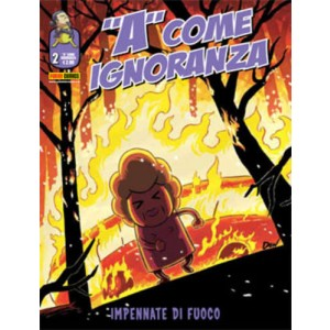 A Come Ignoranza - N° 2 - A Come Ignoranza - Panini Comics