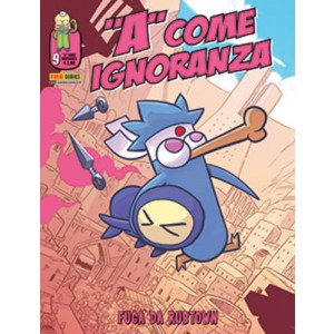 A Come Ignoranza - N° 9 - A Come Ignoranza - Panini Comics