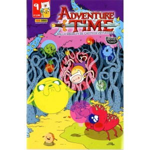 Adventure Time - N° 9 - Panini Time 9 - Panini Comics