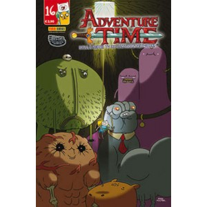 Adventure Time - N° 16 - Panini Time 16 - Panini Comics