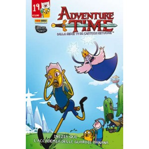 Adventure Time - N° 19 - Panini Time 19 - Panini Comics
