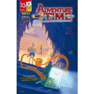 Adventure Time - N° 20 - Panini Time 20 - Panini Comics