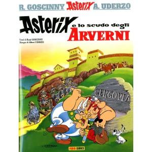 Asterix Spillato - N° 4 - Asterix E Lo Scudo Degli Arverni - Panini Comics