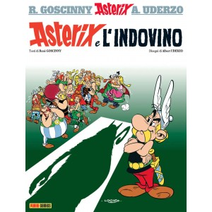Asterix Spillato - N° 6 - Asterix E L'Indovino - Panini Comics