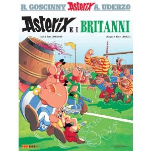 Asterix Spillato - N° 8 - Asterix E I Britanni - Panini Comics