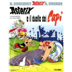 Asterix Spillato - N° 16 - Asterix E Il Duello Dei Capi - Panini Comics