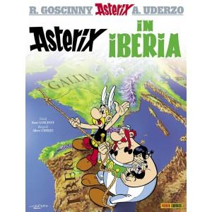 Asterix Spillato - N° 18 - Asterix In Iberia - Panini Comics