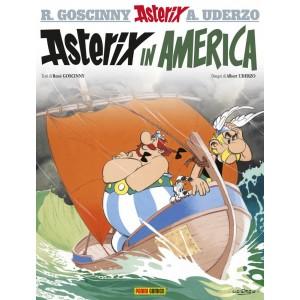 Asterix Spillato - N° 19 - Asterix In America - Panini Comics
