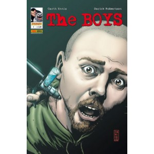 Boys (The) - N° 2 - Panini Pulp 2 - Panini Comics