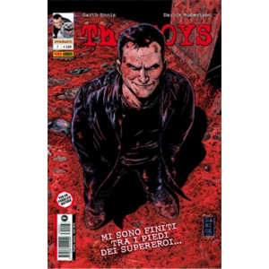 Boys (The) - N° 7 - Panini Pulp 7 - Panini Comics