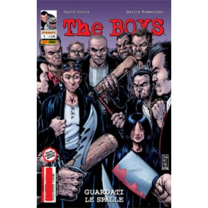 Boys (The) - N° 8 - Panini Pulp 8 - Panini Comics
