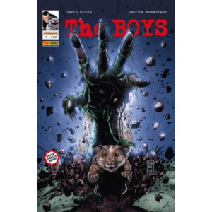 Boys (The) - N° 9 - Panini Pulp 9 - Panini Comics