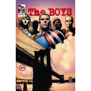 Boys (The) - N° 10 - Panini Pulp 10 - Panini Comics