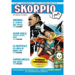 SKORPIO N. 2071