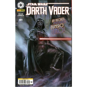 Darth Vader - N° 1 - Darth Vader - Cover Regular By Adi Granov - Panini Comics