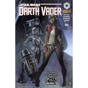 Darth Vader - N° 3 - Panini Dark 3 - Cover A - Panini Dark Panini Comics