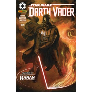 Darth Vader - N° 9 - Panini Dark 9 - Panini Comics