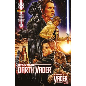 Darth Vader - N° 13 - Panini Dark 13 - Panini Comics