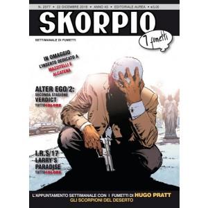 SKORPIO N. 2077