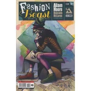 Fashion Beast (M5) - N° 3 - Masters Of Comics 3 - Panini Comics
