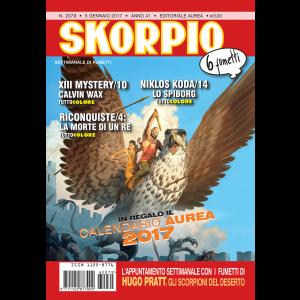 SKORPIO N. 2079