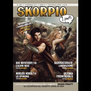 SKORPIO N. 2081