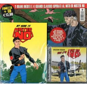 My Name Is Mister No - My Name Is Mister No + Cd - Panini Comics Presenta Panini Comics