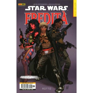 Panini Comics Best Seller - N° 1 - Rotto - Star Wars - Eredita' Panini Comics