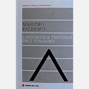 Biblioteca della lingua italiana Massimo Palermo, Linguistica testuale dell'italiano