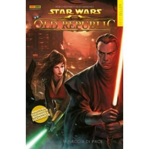 Panini Comics Best Seller - N° 4 - Minaccia Di Pace - Star Wars: The Old Republic Panini Comics