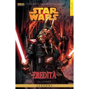 Panini Comics Best Seller - N° 7 - Alleanza - Star Wars Eredita' Panini Comics