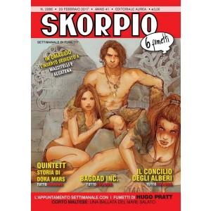 SKORPIO N. 2086